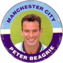 Merlin Magicaps > Premier League 95 139-Manchester-City---Peter-Beagrie.