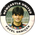 Merlin Magicaps > Premier League 95 158-Newcastle-United-Pavel-Srnicek.
