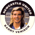 Merlin Magicaps > Premier League 95 159-Newcastle-United---Barry-Venison.