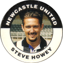 Merlin Magicaps > Premier League 95 165-Newcastle-United-Steve-Howey.