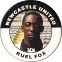 Merlin Magicaps > Premier League 95 166-Newcastle-United-Ruel-Fox.