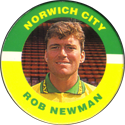 Merlin Magicaps > Premier League 95 172-Norwich-City-Rob-Newman.