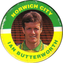 Merlin Magicaps > Premier League 95 173-Norwich-City-Ian-Butterworth.