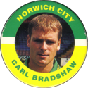 Merlin Magicaps > Premier League 95 177-Norwich-City-Carl-Bradshaw.