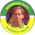 Merlin Magicaps > Premier League 95 179-Norwich-City-Darren-Eadie.
