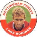 Merlin Magicaps > Premier League 95 188-Nottingham-Forest-Lars-Bohinen.