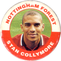 Merlin Magicaps > Premier League 95 189-Nottingham-Forest---Stan-Collymore.