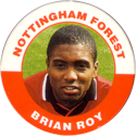 Merlin Magicaps > Premier League 95 192-Nottingham-Forest---Brian-Roy.