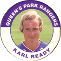 Merlin Magicaps > Premier League 95 196-Queen's-Park-Rangers-Karl-Ready.