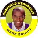 Merlin Magicaps > Premier League 95 216-Sheffield-Wednesday---Mark-Bright.