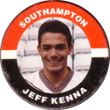 Merlin Magicaps > Premier League 95 219-Southampton-Jeff-Kenna.