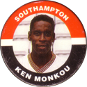 Merlin Magicaps > Premier League 95 221-Southampton-Ken-Monkou.