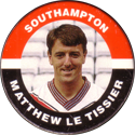 Merlin Magicaps > Premier League 95 225-Southampton-Matthew-Le-Tissier.