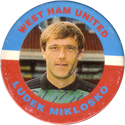 Merlin Magicaps > Premier League 95 242-West-Ham-United---Ludek-Miklosko.