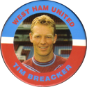 Merlin Magicaps > Premier League 95 243-West-Ham-United-Tim-Breacker.