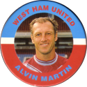 Merlin Magicaps > Premier League 95 245-West-Ham-United-Alvin-Martin.