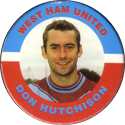 Merlin Magicaps > Premier League 95 252-West-Ham-United-Don-Hutchinson.