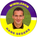 Merlin Magicaps > Premier League 95 254-Wimbledon---Hans-Segers.