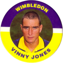 Merlin Magicaps > Premier League 95 259-Wimbledon---Vinny-Jones.