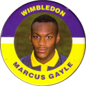 Merlin Magicaps > Premier League 95 260-Wimbledon-Marcus-Gayle.