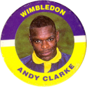 Merlin Magicaps > Premier League 95 262-Wimbledon---Andy-Clarke.