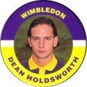 Merlin Magicaps > Premier League 95 263-Wimbledon-Dean-Holdsworth.
