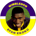 Merlin Magicaps > Premier League 95 264-Wimbledon---Efan-Ekoku.