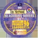 Merlin Magicaps > Premier League 96 13-Blackburn-Rovers-(Back).