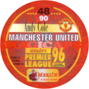 Merlin Magicaps > Premier League 96 48-Manchester-United-(Back).
