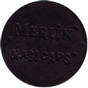 Merlin Magicaps > Slammers Black-back.