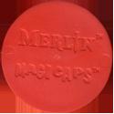 Merlin Magicaps > Slammers Red.