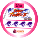 Merlin Magicaps > Super Streetfighter II back-pink.