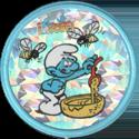 Merlin Magicaps > i Puffi Slammers Greedy-Smurf.