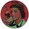 Metro Milk Caps > Pepsi-Cola 15.