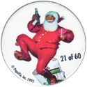 Metro Milk Caps > Pepsi-Cola 21-Santa-with-Pepsi.