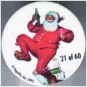 Metro Milk Caps > Pepsi-Cola 21-Santa-with-Pepsi.