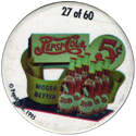 Metro Milk Caps > Pepsi-Cola 27-Pepsi-Cola-Bigger-Better-5¢.