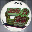 Metro Milk Caps > Pepsi-Cola 27-Pepsi-Cola-Bigger-Better-5¢.