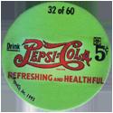 Metro Milk Caps > Pepsi-Cola 32-Drink-Pepsi-Cola-5¢-Refreshing-and-Healthful.