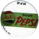 Metro Milk Caps > Pepsi-Cola 39-Drink-Pepsi.