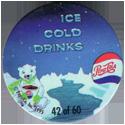 Metro Milk Caps > Pepsi-Cola 42-Ice-Cold-Drinks.