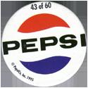 Metro Milk Caps > Pepsi-Cola 43-Pepsi.