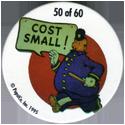 Metro Milk Caps > Pepsi-Cola 50-Cost-Small!.