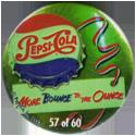 Metro Milk Caps > Pepsi-Cola 57-Pepsi-Cola-More-bounce-to-the-ounce.