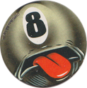 Metro Milk Caps > Unnumbered 14-8-ball-sticking-tongue-out.