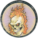Жуть caps 416-Flaming-skull.
