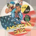 American Caps Back.