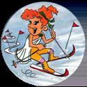 Athena Caps Slalom-Skiing.