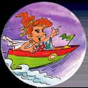 Athena Caps Speedboat.