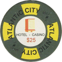 Atlantic City Hotel Casino $25.